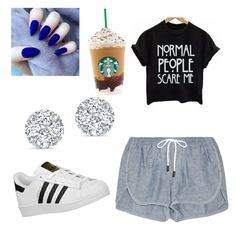 """""""Untitled #4"""" by breshaeg on Polyvore featuring rag & bone and adidas Originals"""