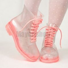 martensy kalosze shared by Radioactive on We Heart It Sock Shoes, Cute Shoes, Me Too Shoes, Shoes Heels, Prom Shoes, Wedding Shoes, Dress Shoes, Formal Shoes, Casual Shoes