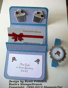 Gutscheinkarte geöffnet    http://rosiesstempeltraum.blogspot.de/
