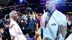 Shaquille O'Neal Used A Classic Mafia Movie Trope To Explain Why He Had To Leave Kobe Bryant - http://wp.me/p59zQO-8jX