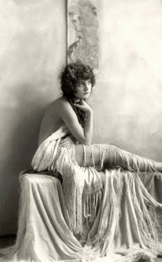 Naomi Johnson by  Alfred Cheney Johnston.