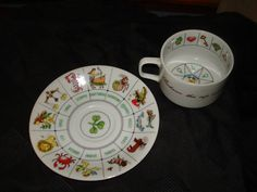 Zodiac Cup of Fortune by International Collectors by DeliaWach, $32.50