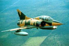 ☆ South African Air Force ✈Mirage IIIDZ Fighter Aircraft, Fighter Jets, South African Air Force, Battle Rifle, Cheetahs, Korean War, Jet Plane, Aviation Art, African History