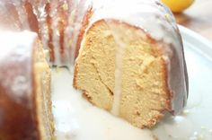 Brown Sugar Baby Pound Cake