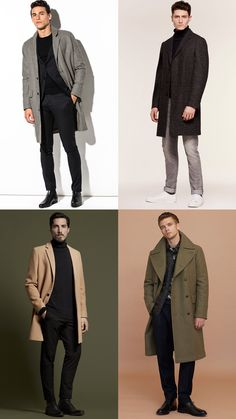Robert s  Winter  Coat  Style  Street  Fashion  Look  Men  Outfit  Invierno   Moda  Abrigo  Tendencia  Hombre  Caballero  Tienda  Ropa f78cbf50ada