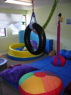 Park City Utah Pediatric Occupational Therapy | Park City Utah Sensory Integration | Autism Care and Treatment Park City | Blue Sky Therapeutics, LLC