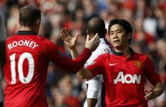 Shinji Kagawa was back to his best against Aston Villa.