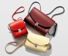 Cambridge Satchel Company can do more than just school-style satchels.