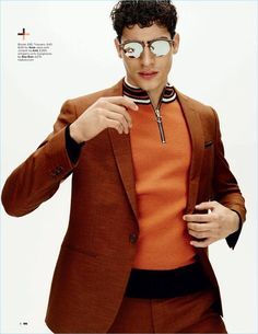 Sartorial styles and an active aesthetic collide for a fresh story from British GQ Style. The fashion bible collaborates with Next on a trendy editorial. Front and center, Jhonattan Burjack wears contemporary looks meant to inspire. Breaking with tradition, stylist Grace Gilfeather juxtaposes tailoring with sporty staples. Here, Jhonattan appears before photographer Nik Hartley in... [Read More]