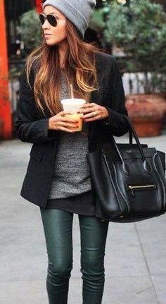 75+ Stylish Winter Outfits to Copy Now - Wachabuy