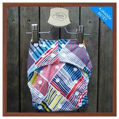 Zsebes mosható pelenka, velúr textil belső anyaggal G2-S DP 16