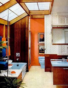 1000+ images about 60s Interiors on Pinterest | Mid ...