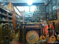 Coleccion de Instrumentos - Bodegas Bavaria @ Valencia, Spain