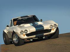 Grand Sport Corvette - One Grand Sport