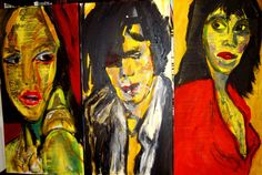 rainer magold: New German Expressionism