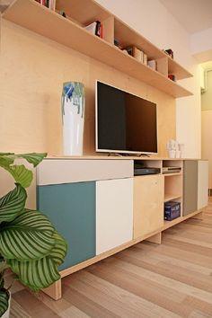adelaparvu.com despre apartament 3 camere, 75 mp in Bucuresti, design interior Val Decor, Alia Bakutayan si Daniel Tufis, Foto Alia Bakutayan (5)