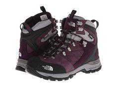 The North Face Verbera Hiker II GTX® Baroque Purple/Foil Grey - 6pm.com