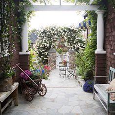 ✿美丽的山寨花园✿ - 湾仔网站