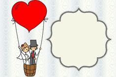 Imprimibles para bodas 4.