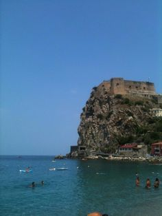 Scilla-Calabria Italy