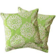 Found it at Wayfair - Greenside Zipper Shell Throw Pillow