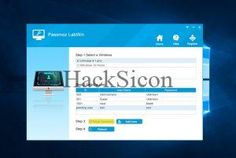 PassMoz LabWin Crack is able to reset forgotten Windows password Program which you can removed password in one click and without any data loss Admin Password, Recovery Tools, Technology Wallpaper, User Interface