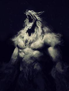 Werewolf Wip : Photo