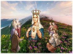 JEZUS en MARIA Groep.: WEES EEN APOSTEL VAN MARIA