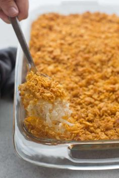 Funeral Potatoes | Tastes Better From Scratch