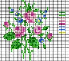 This Pin was discovered by Zeh Small Cross Stitch, Cross Stitch Cards, Beaded Cross Stitch, Cross Stitch Rose, Cross Stitch Borders, Cross Stitch Flowers, Cross Stitching, Cross Stitch Embroidery, Cross Stitch Patterns