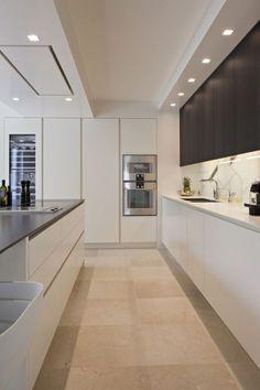 📌 41 Best Of Contemporary Kitchen Design Ideas 4 - Kitchen Decor - Kitchen Ideas Kitchen Design Open, Contemporary Kitchen Design, Best Kitchen Designs, Kitchen Layout, Luxury Kitchen Design, Contemporary Interior, Home Decor Kitchen, Rustic Kitchen, Kitchen Interior