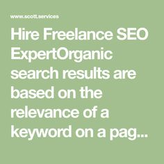Organic search results are based on the relevance of a keyword on a page of a website. The area of optimisation for search engines (SEO - Search Engine Optimisa Perfect Image, Perfect Photo, Love Photos, Cool Pictures, Search Engine, Seo, Thats Not My, Positivity, Organic