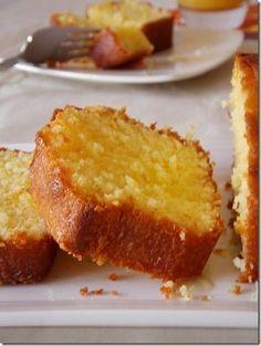 Orange cake, easy and fast - Essen: Backen - Dessert Sweet Recipes, Cake Recipes, Dessert Recipes, Food Cakes, Cupcake Cakes, Cake Fondant, Cupcakes, Gateau Cake, Cake Cookies