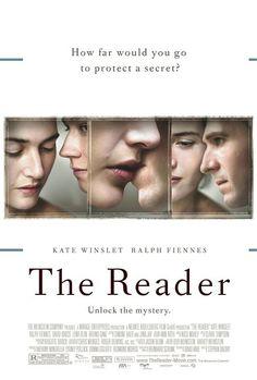 El lector (The reader, 2008, Stephen Daldry): una sola cosa puede lograr que el alma sea completa y esa cosa es el amor.