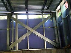 Metal truss wall    Construction Concerns: Shear Walls - Fire Engineering