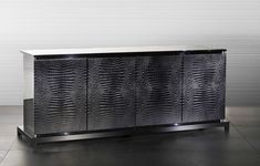 fendi casa leather furniture 2 Real Leather Furniture from Fendi Casa