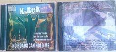 K-rek No Roads Can Hold Me and The Levey Vol. 2 San Mateo San Mateo Artists Rap #UndergroundAlternativeWestCoast
