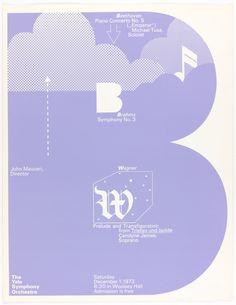"""Poster, """"Yale Symphony Orchestra"""", 1973"""