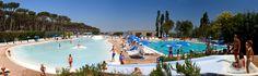 Een vakantie naar Rome, maar niet in een hotel of in de drukke stad? Camping Fabulous ligt midden in de natuur en ideaal voor een bezoek aan Rome en daarna lekker uitrusten op de stranden van Lido di Ostia. #Italie #camping #vakantie #Rome