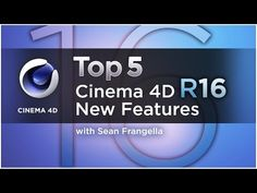 In this video, Sean Frangella covers the top 5 new features in Cinema including easier keyframing, solo object, bevel deformer, new reflections and motion tracking. Cinema 4d Tutorial, 3d Tutorial, Vray For C4d, New Cinema, 5 News, Motion Design, Motion Graphics, Tool Design, 3 D