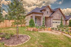The Calida home plan featured in the Groves, Humble, TX.