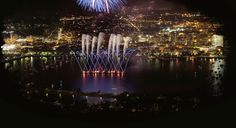 July 4th Boston Pops Fireworks Spectacular ~ Fireworks in Boston Harbor