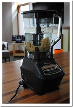 Making Rice Milk with the Ninja Mega Kitchen System