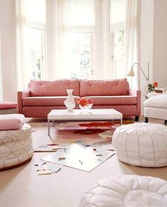love love this pink