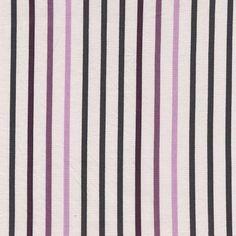 Pavillion Stripe in Plum at fabric bubb sale $8 yd