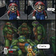 RIP Mario... - Be-troll - vidéos humour, actualité insolite