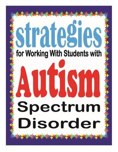 Free Handout for Understanding Autism - pinned by @PediaStaff – Please Visit  ht.ly/63sNt for all our pediatric therapy pins