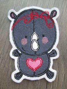 Baby Dolls, Snoopy, Fictional Characters, Ebay, Art, Rhinoceros, Appliques, Handarbeit, Kids