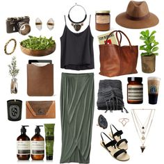 A fashion look from July 2014 featuring black tank top, Mossimo and slingback shoes. Browse and shop related looks. Boho Fashion, Fashion Beauty, Fashion Looks, Fashion Outfits, Cruise Outfits, Spring Outfits, Polyvore Outfits, Polyvore Fashion, Hippie Outfits