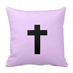 Amazon.com: Pastel Goth Purple Cross Pillow Case Cars Pillow Cover: Home & Kitchen